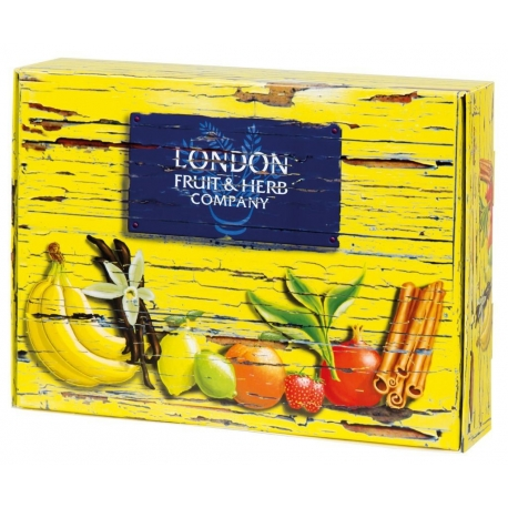 ČAJ LONDON FRUIT&HERB - Special Edition 30 ks
