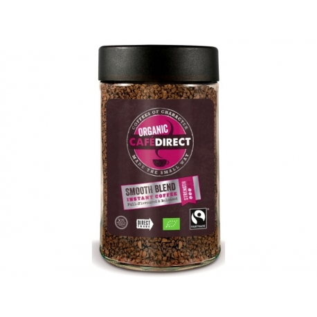 CAFÉDIRECT instantní káva SMOOTH BLEND 100g