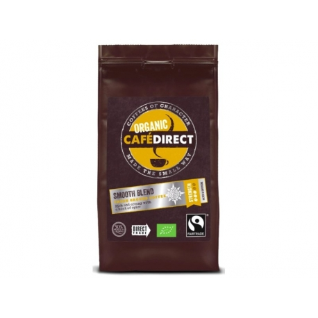CAFÉDIRECT mletá káva SMOOTH BLEND 227g
