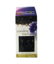URBAN TEAGARDEN London Earl Grey sypaný čaj 75g