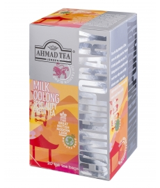 AHMAD TEA CONTEMPORARY Milk Oolong 20 ks