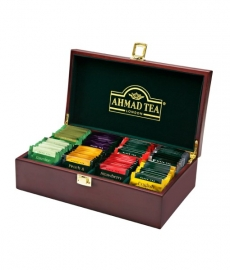 Ahmad Tea London Tea Keeper dárkový box 80 ks