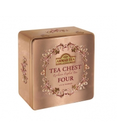 Ahmad Tea London Tea Chest Four 40 ks