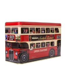 WALKERS variace sušenek LONDON BUS 450g