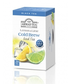 Ahmad Tea London Iced Tea Citron s limetkou 20 ks