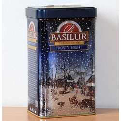 Basilur Frosty Night sypaný čaj 85g