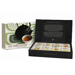 JAF TEA PURE GREEN COLLECTION 80 ks