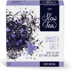 Pickwick Slow Tea Smooth Grey 25 ks