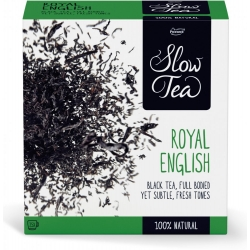 Pickwick Slow Tea Royal English 25 ks