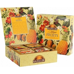 BASILUR Magic Fruits Assorted 40 ks