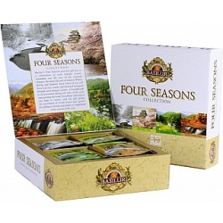 BASILUR Four Seasons Assorted 40 ks