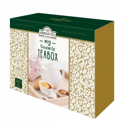AHMAD TEA LONDON My Favourite Teabox 60 ks