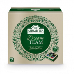 Ahmad Tea Dream Team Exclusive  mix 90 ks