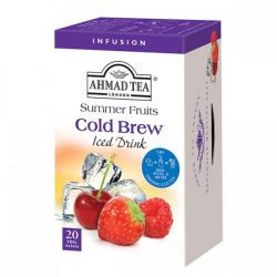 Ahmad Tea London Iced Tea Summer Fruit 20 ks