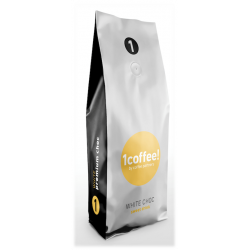 1coffee! premium WHITE CHOC 750g